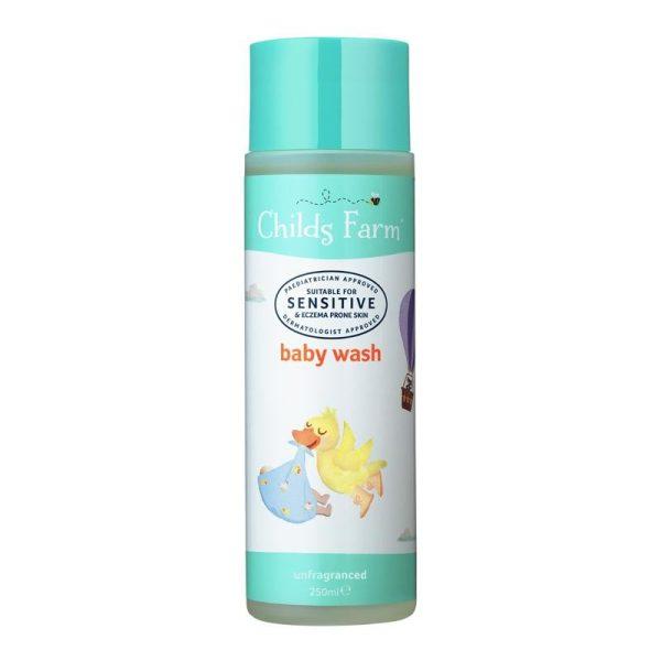 Βρεφικο σαπουνι μαλλιων +σωματος MUNCHKIN