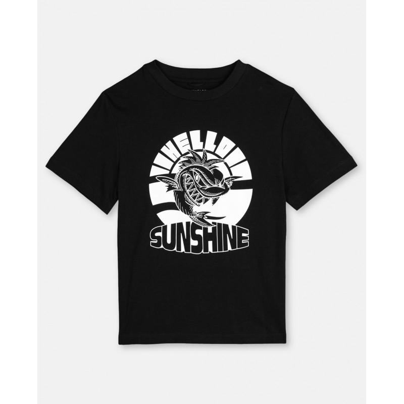 Παιδικο μπλουζακι hello sunshine STELLA MC CARTNEY
