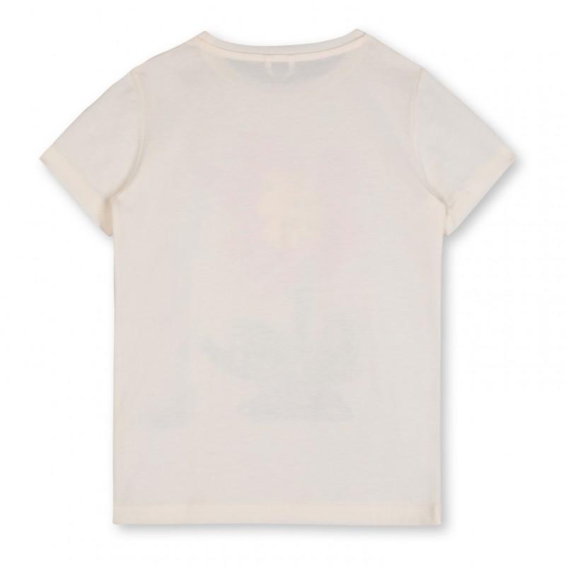 Βρεφικο μπλουζακι λουλουδι STELLA MC CARTNEY