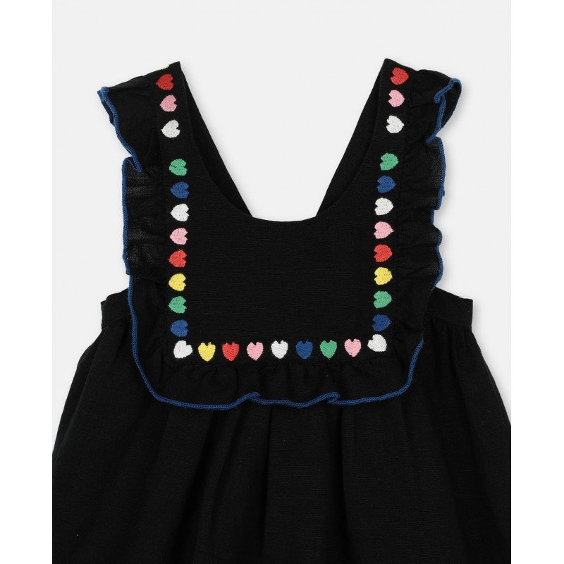 Βρεφικο φορεμα καρδουλες STELLA MC CARTNEY