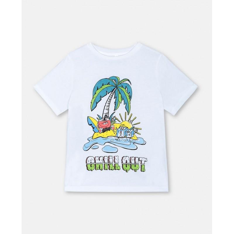 Παιδικο μπλουζακι νησι STELLA MC CARTNEY