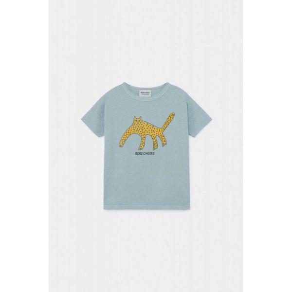 Παιδικο μπλουζακι λεοπαρδαλη BOBO CHOSES