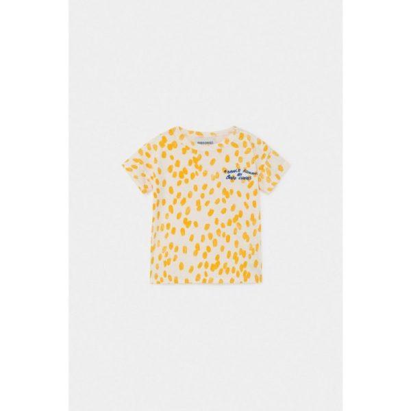 Βρεφικη μπλουζα λεοπαρ BOBO CHOSES