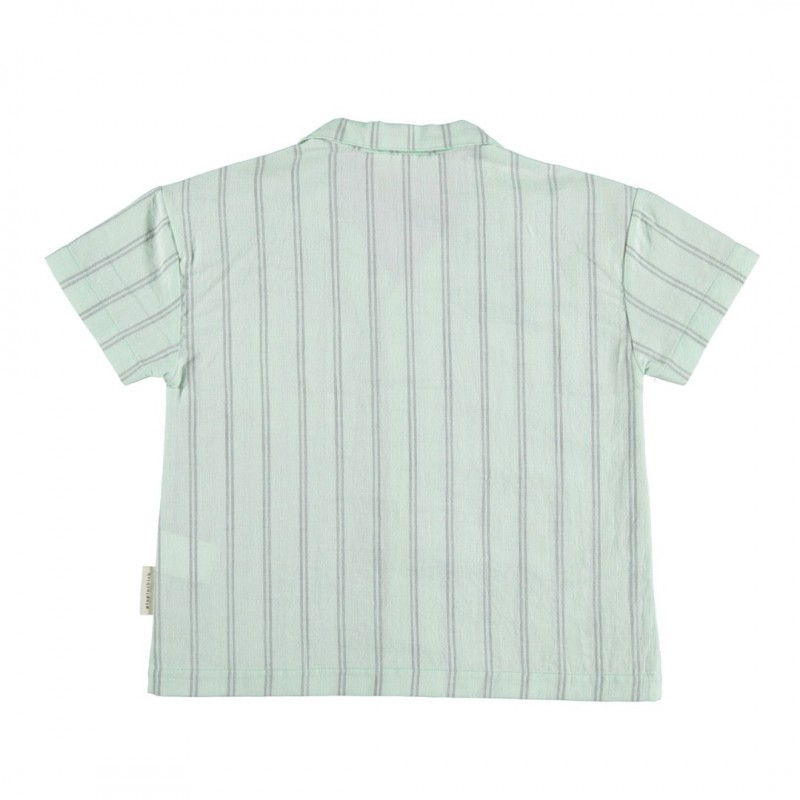 Παιδικο χαβανεζικο πουκαμισο PIUPIUCHICK