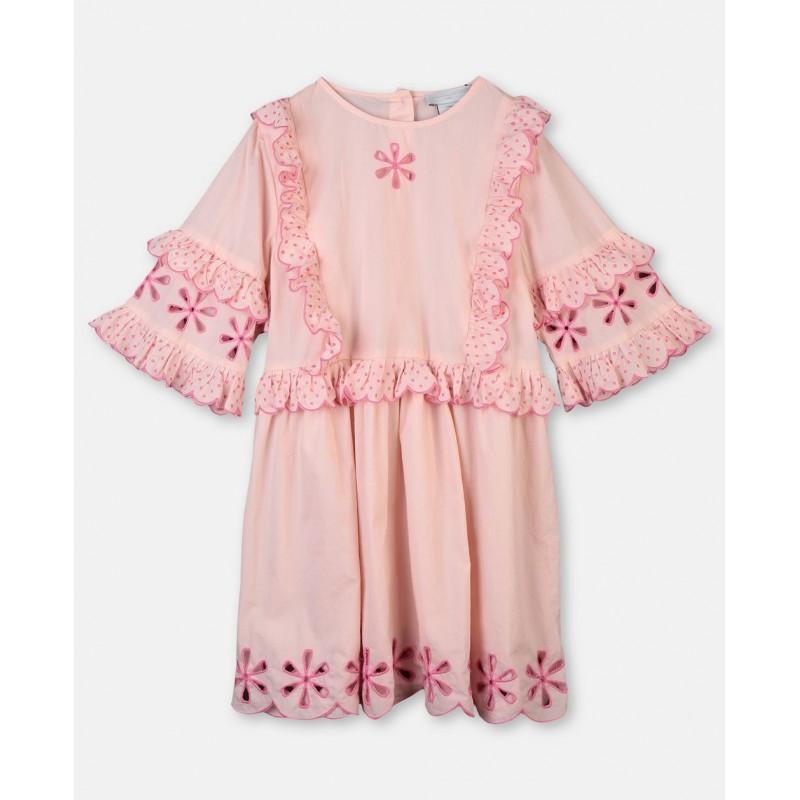 Παιδικο φορεμα μπροντερι STELLA MC CARTNEY