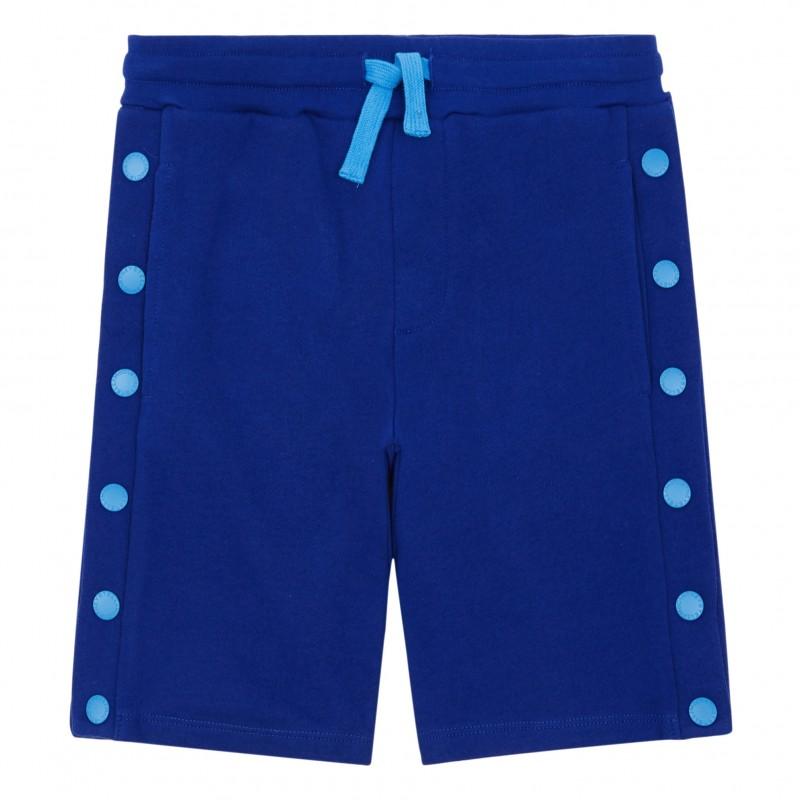 Παιδικη βερμουδα μπλε κουμπακια STELLA MC CARTNEY