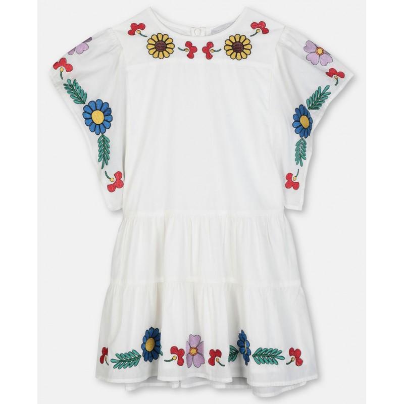 Παιδικο φορεμα στυλ κιμονο STELLA MC CARTNEY
