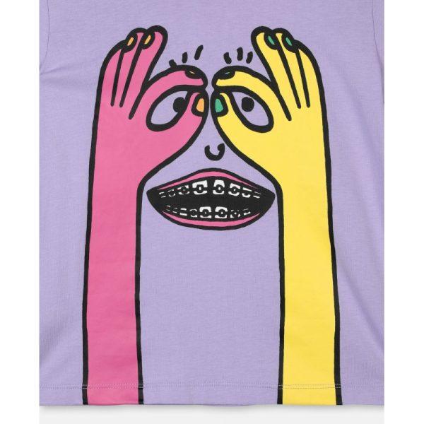 Παιδικο μπλουζακι χερακια STELLA MC CARTNEY