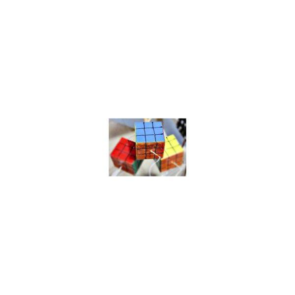 ΠΑΣΧΛΙΝΗ ΛΑΜΠΑΔΑ ΚΥΒΟΣ ΡΟΥΜΠΙΚ - TWO MONKEYS