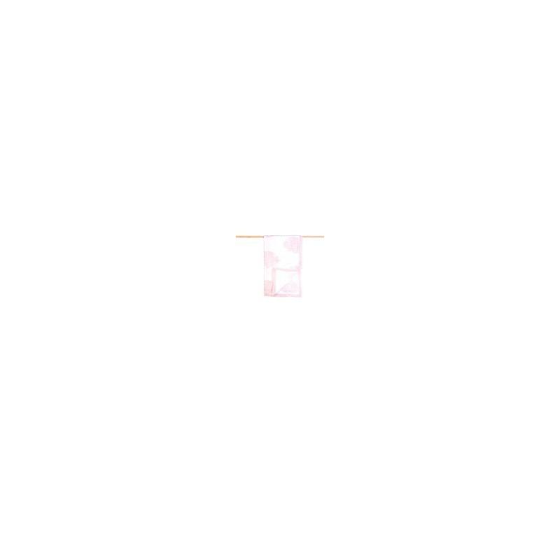 ΚΟΥΒΕΡΤΟΥΛΑ ΛΕΠΤΗ PINK CITY 120CM X 95CM - TWO MONKEYS COLLECTIONS