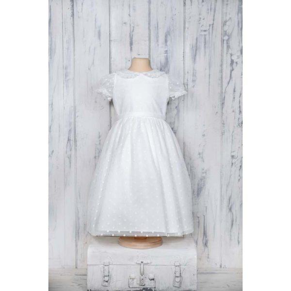 Βαπτιστικό φόρεμα 5226 Σήλια Κριθαριώτη