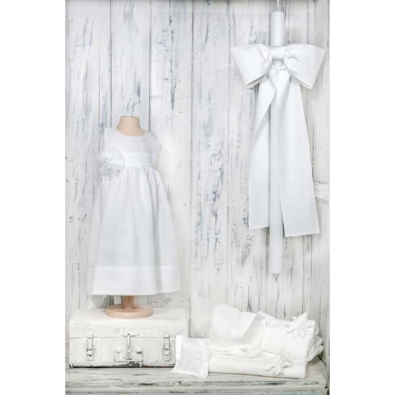 Βαπτιστικό φόρεμα - NATURA