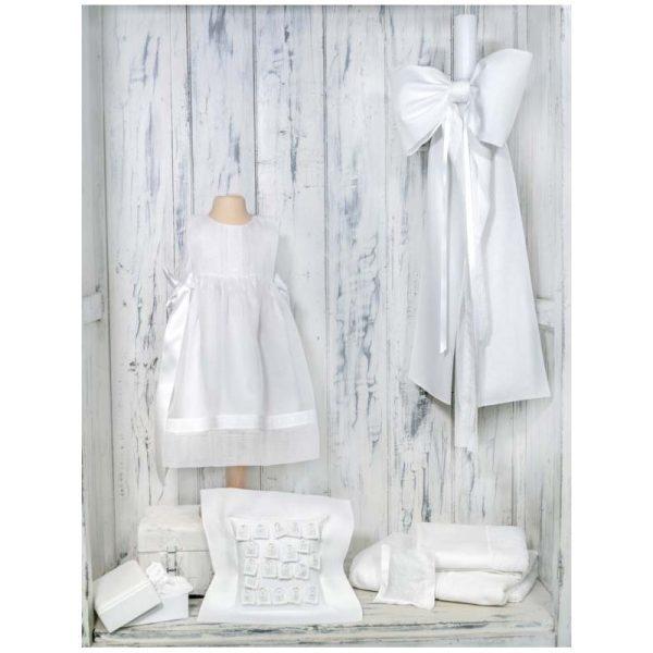 Φόρεμα βαπτιστικό - NATURA