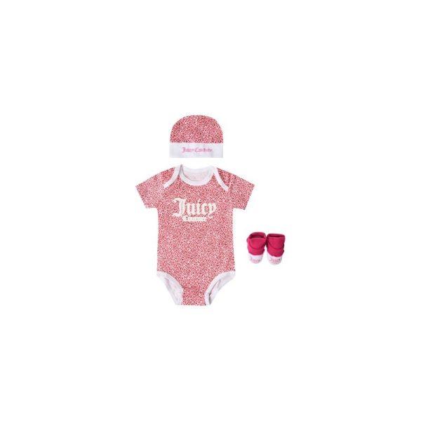 Βρεφικό σέτ για νεογέννητο - JUICY COUTURE