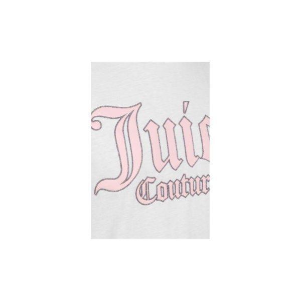 Κοντομάνικη μπλούζα με λογότυπο - JUICY COUTURE