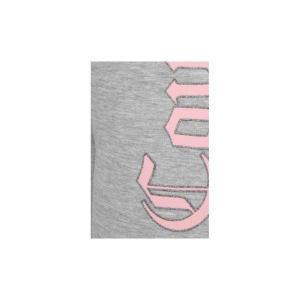 Κολάν βαμβακερό με λογότυπο - JUICY COUTURE