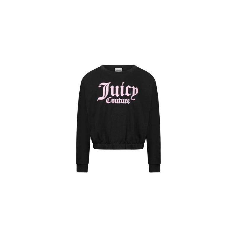 Φούτερ με γκλίτερ γράμματα - JUICY COUTURE