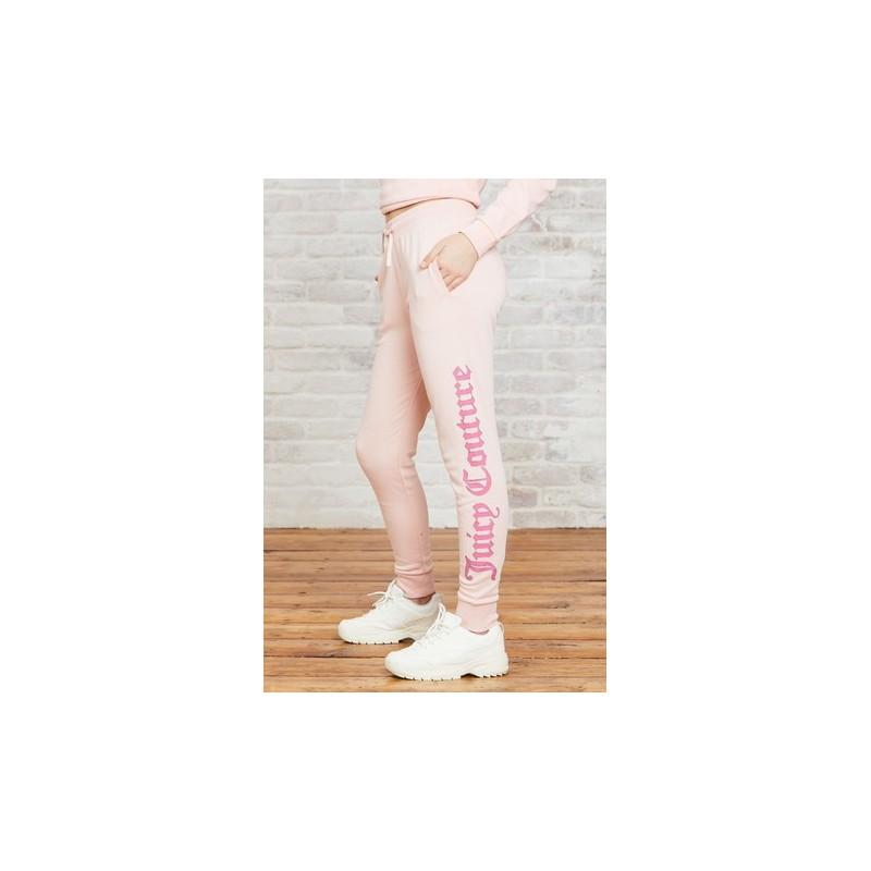 Παντελόνι φόρμας με λογότυπο στο πλάι - JUICY COUTURE