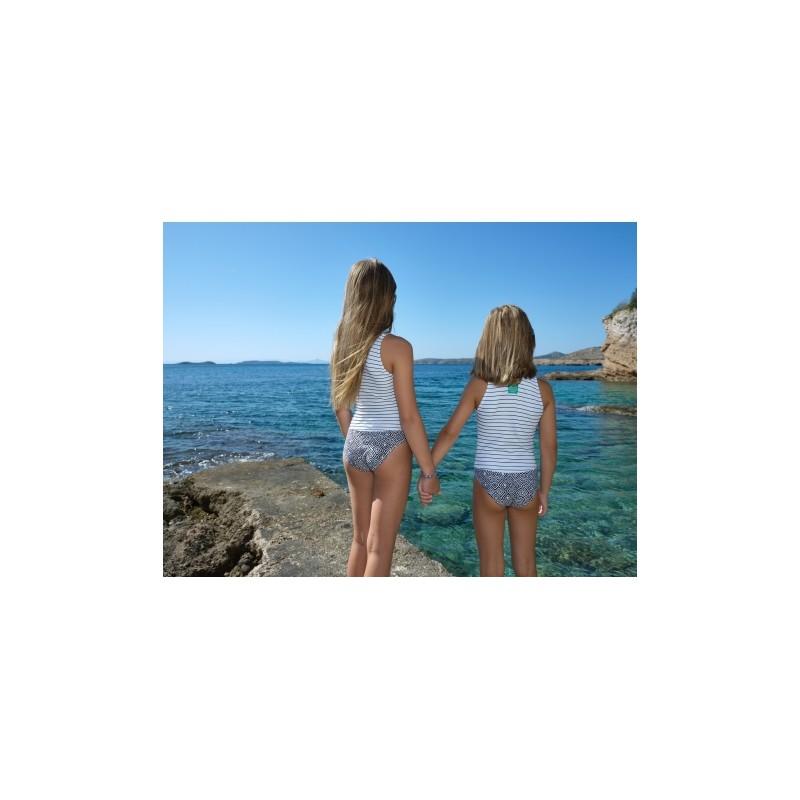 Μαγιό ολόσωμο για κορίτσια siren sugar - OCEAN HERO