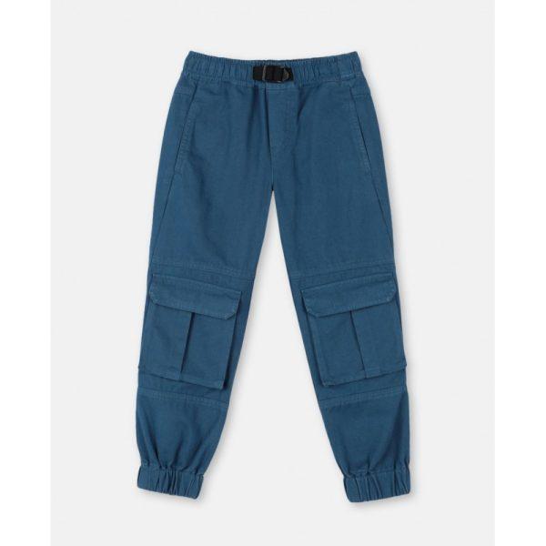 Παντελόνι Βαμβακερό Με Τσέπες