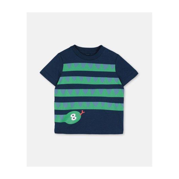 Βρεφική Μπλούζα με Φίδι